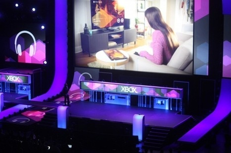 E3 2012: Resumen Completo de la Conferencia de Microsoft | arturogoga | Cultura y Second Life | Scoop.it