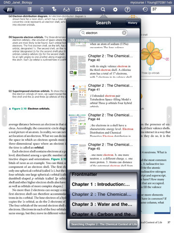 Pearson eText for iPad on the iTunes App Store | Enseigner aujourd'hui, les outils du prof moderne | Scoop.it