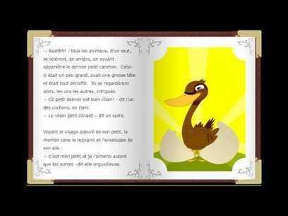 Contes classiques à lire et à écouter | FLE enfants | Scoop.it