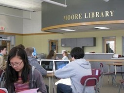 School Library Thrives After Ditching Print Collection - The Digital Shift | The Ischool library learningland | Scoop.it