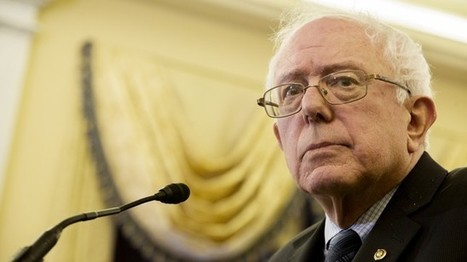 Sanders calls minimum wage a 'starvation wage' | Daily Crew | Scoop.it