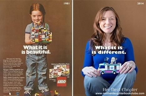 Déception d'une ex égérie Lego: univers de création versus objet sexué | about :) | Scoop.it