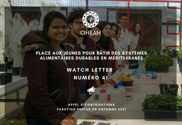 CIHEAM: Place aux jeunes pour l'alimentation et l'agriculture durables de demain !