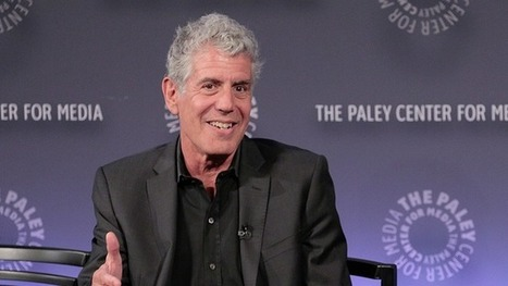 Why Anthony Bourdain Is Bullish on the Future of Long-Form Digital Storytelling | Just Story It! Biz Storytelling | Scoop.it