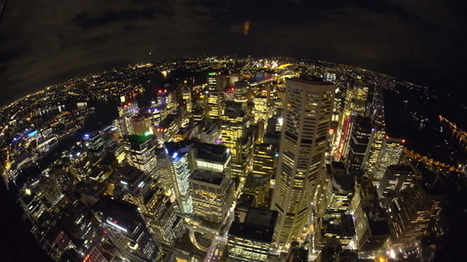 Sydney by Night - by Grant Willis   What's new in Visual Communication?   Scoop.it