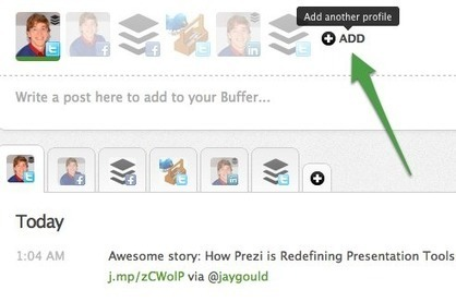 HOW TO Use The Brand New Buffer For LinkedIn | LinkedIn Marketing Strategy | Scoop.it
