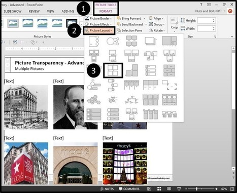 How To Create Transparent Pictures in PowerPoint (The Fast Way!) | Visual Design and Presentation in Higher Edcuation | Scoop.it