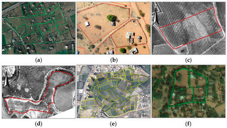Review of Automatic Feature Extraction from High-Resolution Optical Sensor Data for UAV-Based Cadastral Mapping | Everything is related to everything else | Scoop.it