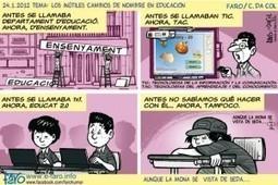 iDidactic's Blog » 10 Viñetas cómicas sobre educación   aprendiendo de..   Scoop.it