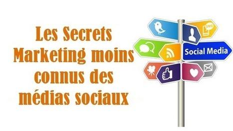 14 Secrets Marketing moins connus des médias sociaux | Actualités Web et Réseaux Sociaux | Scoop.it