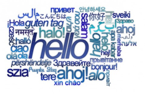 Learn New Languages (From Arabic to Yiddish) with 150+ Free ... | Mobile Phones and  Language Learning | Scoop.it