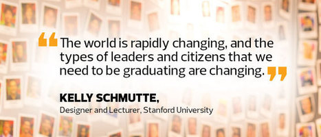 Q&A: Stanford University's Kelly Schmutte on Changing the Undergrad Experience | Anytime Anywhere Learning | Scoop.it
