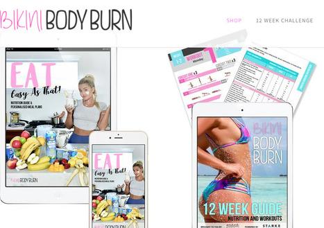 Guide de 12 semaines sur Bikini Body Burn Télécharger le PDF gratuit Guide des pertes dans le fitness | Prenez-le