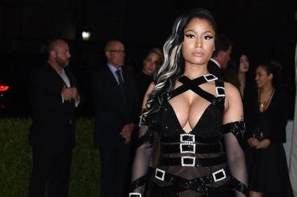 Nicki Minaj Planning Three More Albums