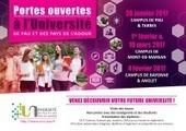 Journées portes ouvertes - Université de Pau et des Pays de l'Adour (UPPA) | COMUE Aquitaine | Scoop.it