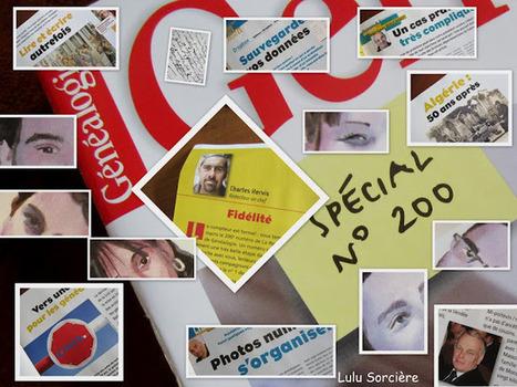 Lulu Sorcière Archive: Lulu a lu la RFG N° 200. | Auprès de nos Racines - Généalogie | Scoop.it