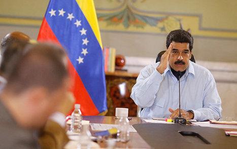 Venezuela: échec de la motion de destitution du président Maduro | Venezuela | Scoop.it