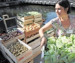 Elus et agriculteurs adoptent les circuits courts   Courts-Circuits.Com   Scoop.it