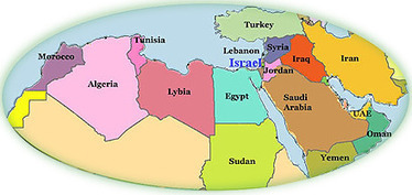 Israel and Zionism Maps | 1948 Israel War of Independence | Scoop.it
