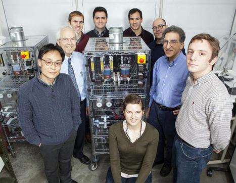 Une batterie à flux organique pour stocker les énergies renouvelables | Maîtrise de l'énergie | Scoop.it