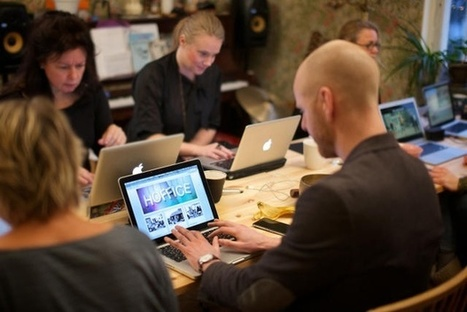 Will home-sharing be the new co-working?   MyFM   Scoop.it