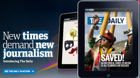 Are Tablet-Only Publications Dead?   new digital story telling   Scoop.it