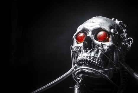 DARPA implant could give people Terminator-like Vision | Chasing the Future | Scoop.it