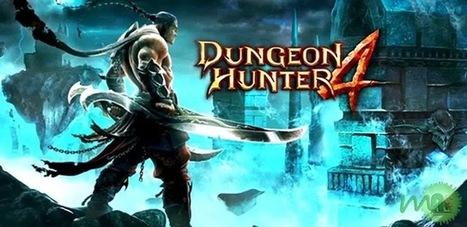 dungeon hunter 3 apk v1.3.6 offline