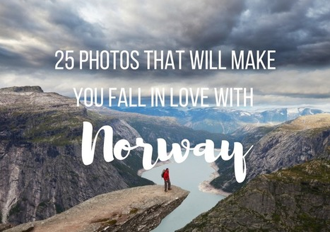 Geo inspiration in geography education scoop 25 photos that will make you fall in love with norway sciox Images