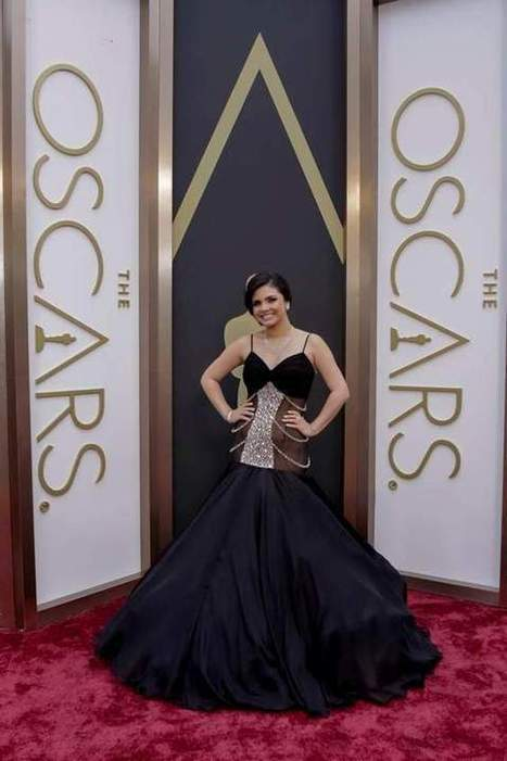 Cape Coral fashion designer's dress on Oscars red carpet | Real Estate Cape Coral or Fort Myers Florida | Scoop.it