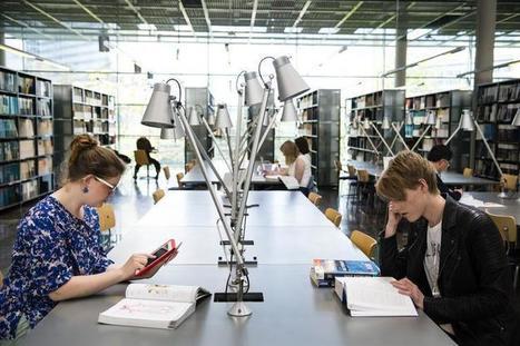 E-kirjojen tarjonta kasvaa korkeakoulukirjastoissa | E-kirjat | Scoop.it