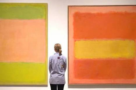 This is your brain on art: A neuroscientist's lessons on why abstract art makes our brains hurt so good | @liminno | Scoop.it