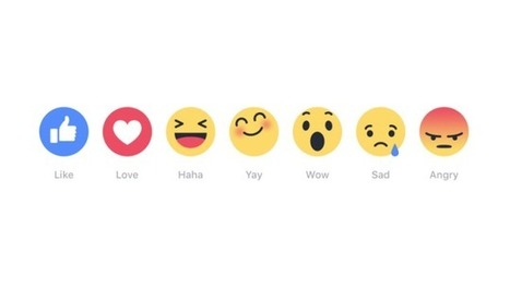 "Facebook Is Testing Six New Reaction Emoji Instead of a Single ""Dislike"" Button 
