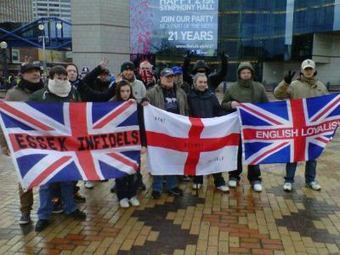 English Volunteer Force Debut in Birmingham a great success.   The Indigenous Uprising of the British Isles   Scoop.it