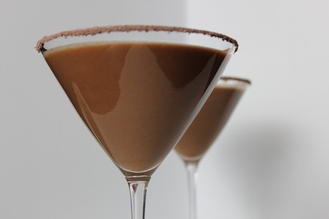 Chocolate Margaritas | Just Chocolate!!! | Scoop.it