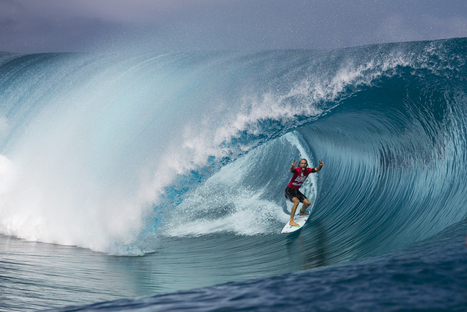 TEAHUPOO! | SURFER Magazine | Life, The Universe & Everything.... | Scoop.it