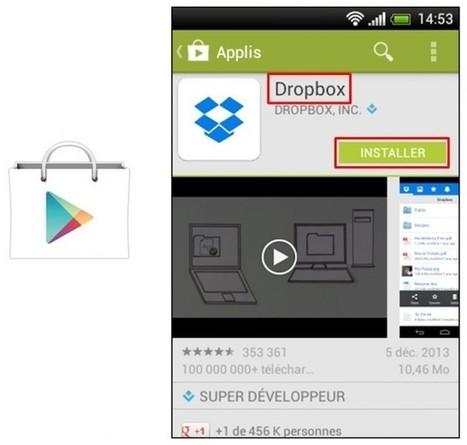 Tutoriel : synchroniser ses photos entre son smartphone, sa tablette et son PC avec Dropbox.   netnavig   Scoop.it