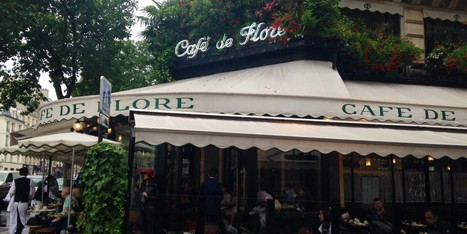 A Literary Tour of Paris - Huffington Post | Literary Imagination | Scoop.it