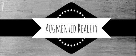 Augmented Reality | REALIDAD AUMENTADA Y ENSEÑANZA 3.0 - AUGMENTED REALITY AND TEACHING 3.0 | Scoop.it