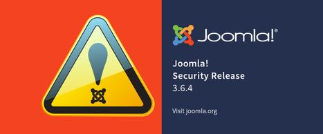 Joomla! 3.6.4 Released   Just Joomla!   Scoop.it