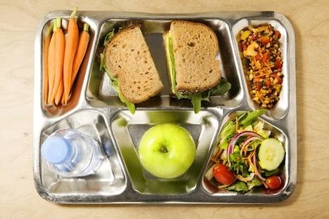 Study: Kids Eat Healthier When Teachers and Parents Participate   Education-Caitlin   Scoop.it