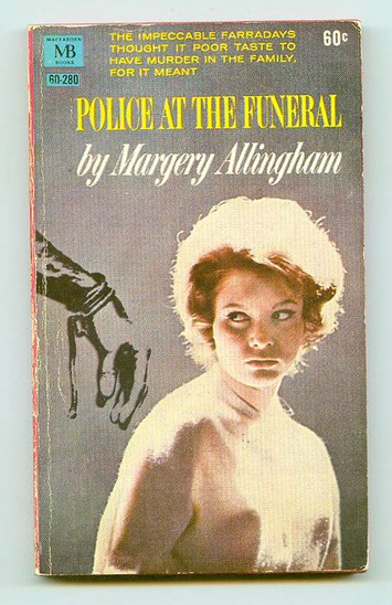 Police At The Funeral: Vintage Book Review | Kitsch | Scoop.it