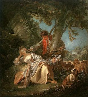 31 mai 1770 mort François Boucher 1703-1770   Racines de l'Art   Scoop.it