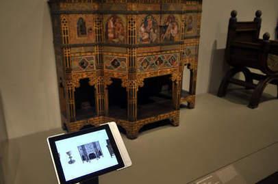 IL Y A 3 ANS ... Des iPads guident dorénavant les visiteurs du Art Institute of Chicago | -thécaires | Actualité(s) des Bibliothèques | Scoop.it