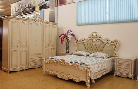 Phong cách phòng ngủ cổ điển nên chọn loại giường ngủ như thế nào ? | Nội thất đồ gỗ xuất khẩu alo | Scoop.it