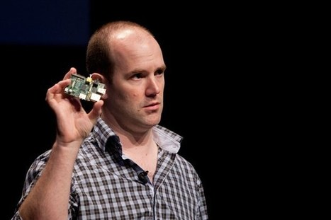 Wired 2013: Eben Upton on where we'd be without Rasberry Pi   Raspberry Pi   Scoop.it