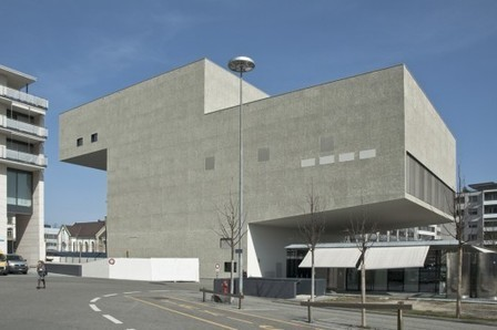 [ Fribourg, Switzerland] New Theater Equilibre / Dürig AG | The Architecture of the City | Scoop.it