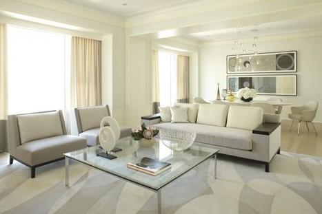 Mood Makers: Small Rooms, Spacious Feel   Interior Design Designer Westlake Village   Scoop.it