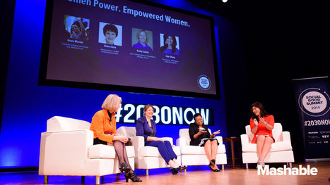 How to Empower Women and Girls Even More — With Technology | Tech-Girls | Scoop.it