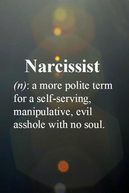 No Contact or Low Contact with Narcissistic Per